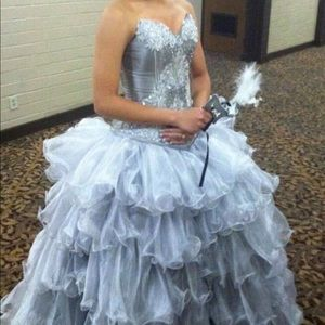 Prom/wedding/quinceañera Dress